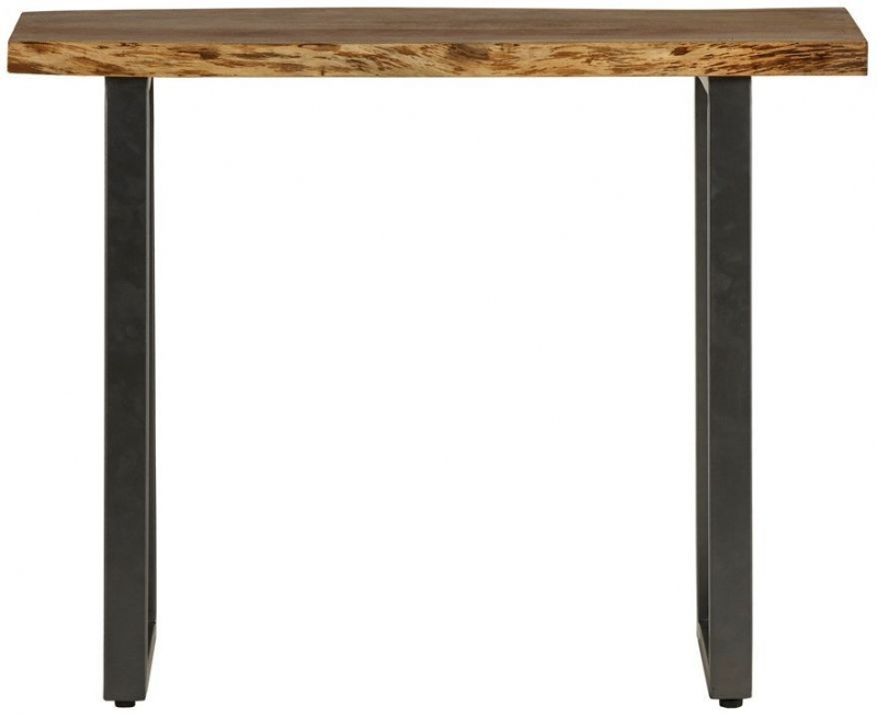 Indian Hub Baltic Live Edge Console Table