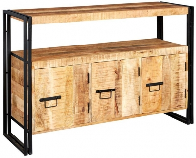 Indian Hub Cosmo Industrial Sideboard