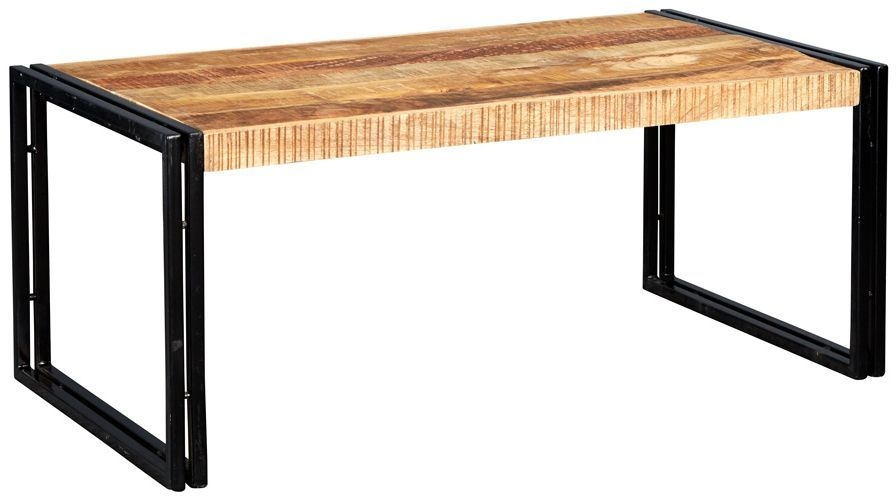 Indian Hub Cosmo Industrial Large Coffee Table