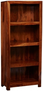 Indian Hub Cube Sheesham Bookcase - Large