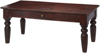 Indian Hub Jaipur Dark Mango Coffee Table