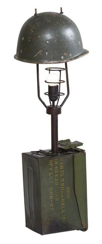 Indian Hub Military Cap Lamp