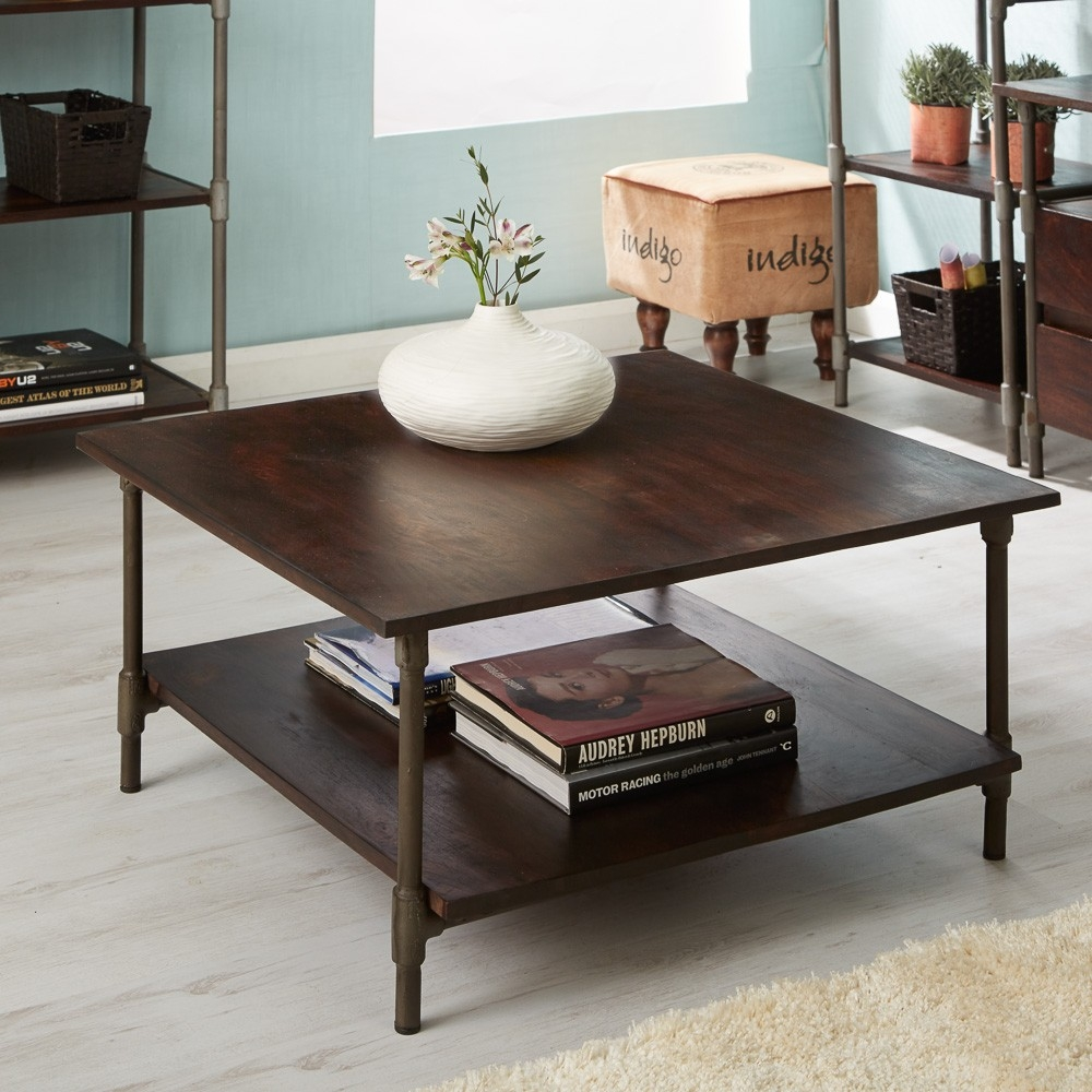 Indian Hub Santara Coffee Table