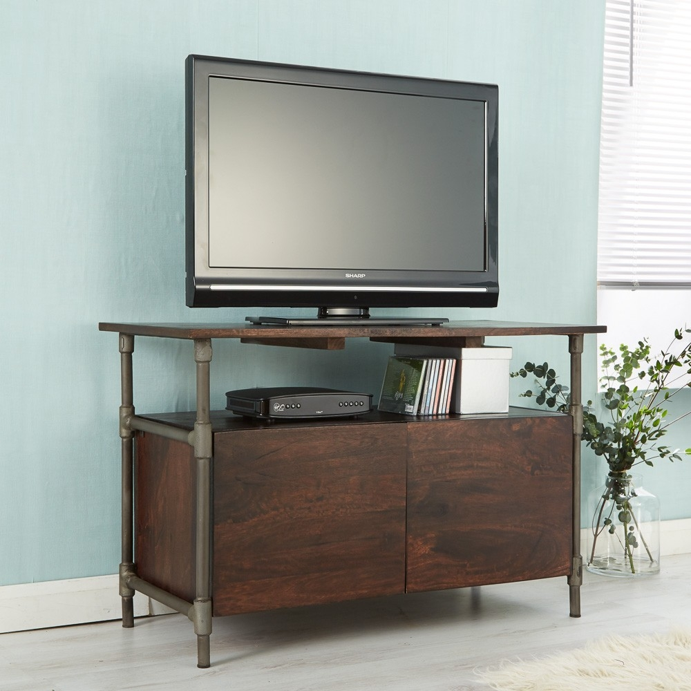 Indian Hub Santara Low Sideboard TV Cabinet