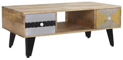 Indian Hub Sorio Coffee Table