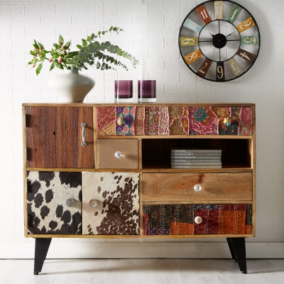 Indian Hub Sorio Large Sideboard