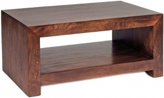 Indian Hub Toko Mango Coffee Table - Contemporary