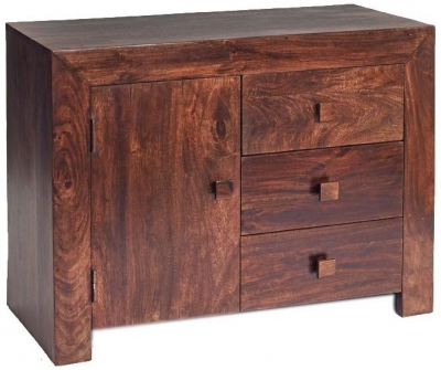 Indian Hub Toko Mango Small Sideboard