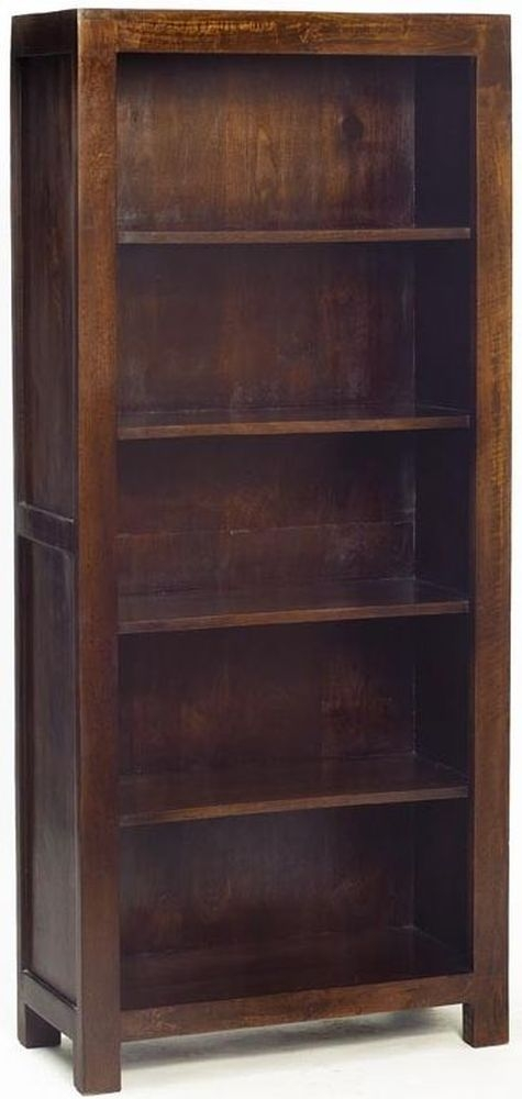 Indian Hub Toko Mango Bookcase - Large Open