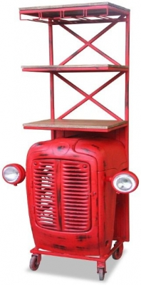 Jaipur Wow Metal Frame Tractor Bar Stand