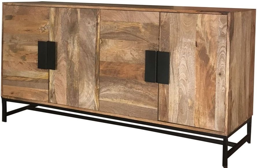 Jaipur Agra Mango Wood Large Sideboard