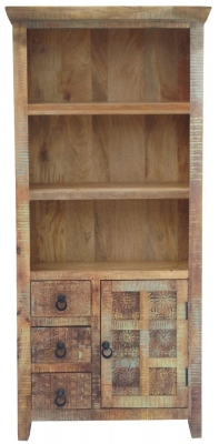 Jaipur Aravali Mango Wood Large Bookcase