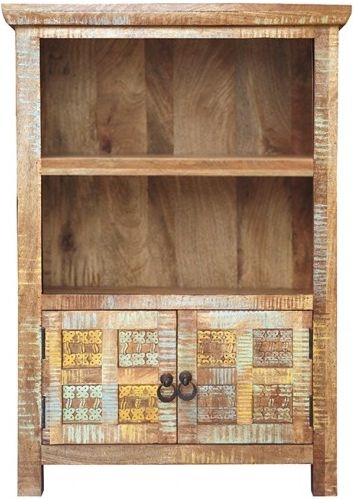 Jaipur Aravali Mango Wood Small Bookcase
