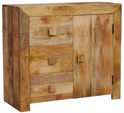 Jaipur Dakota Light Mango Small Sideboard