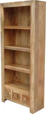 Jaipur Dakota Light Mango Large Bookcase