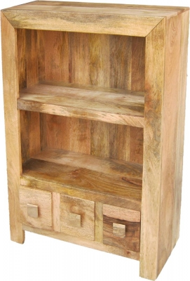 Jaipur Dakota Light Mango Small Bookcase