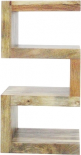 Jaipur Furniture Dakota Light Double S Cube Shelf
