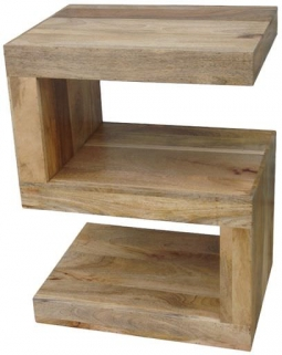 Jaipur Furniture Dakota Light S Cube Shelf