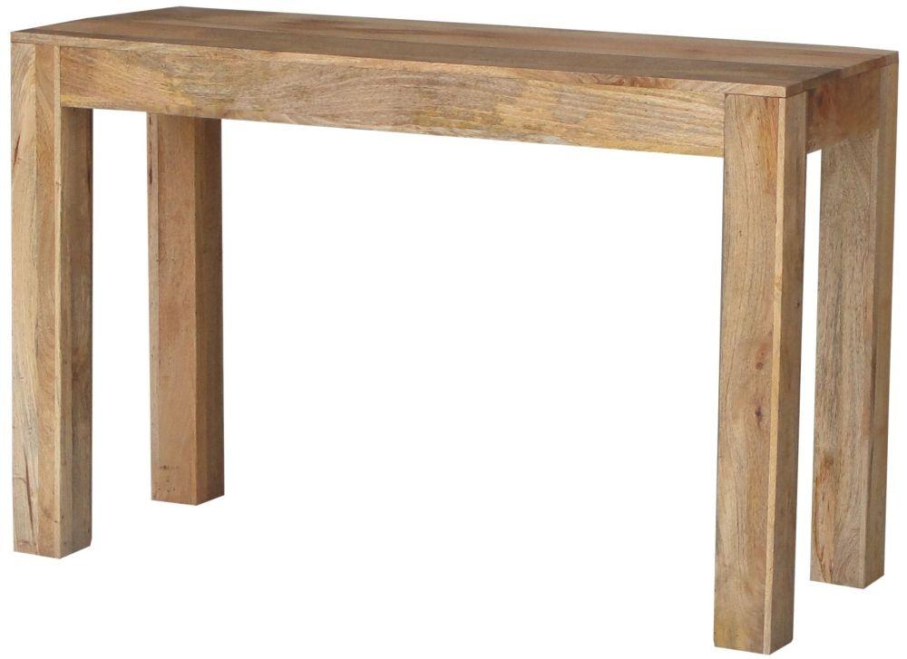 Buy Jaipur Dakota Light Mango Wood Console Table Online - CFS UK 55d2a8c9d751