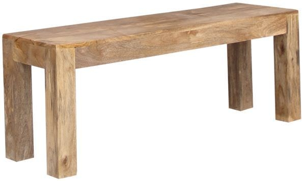 Jaipur Furniture Dakota Light Bench Large
