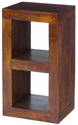 Jaipur Dakota Walnut Mango 2 Hole Display Unit