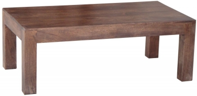 Jaipur Dakota Walnut Mango Wood Large Coffee Table