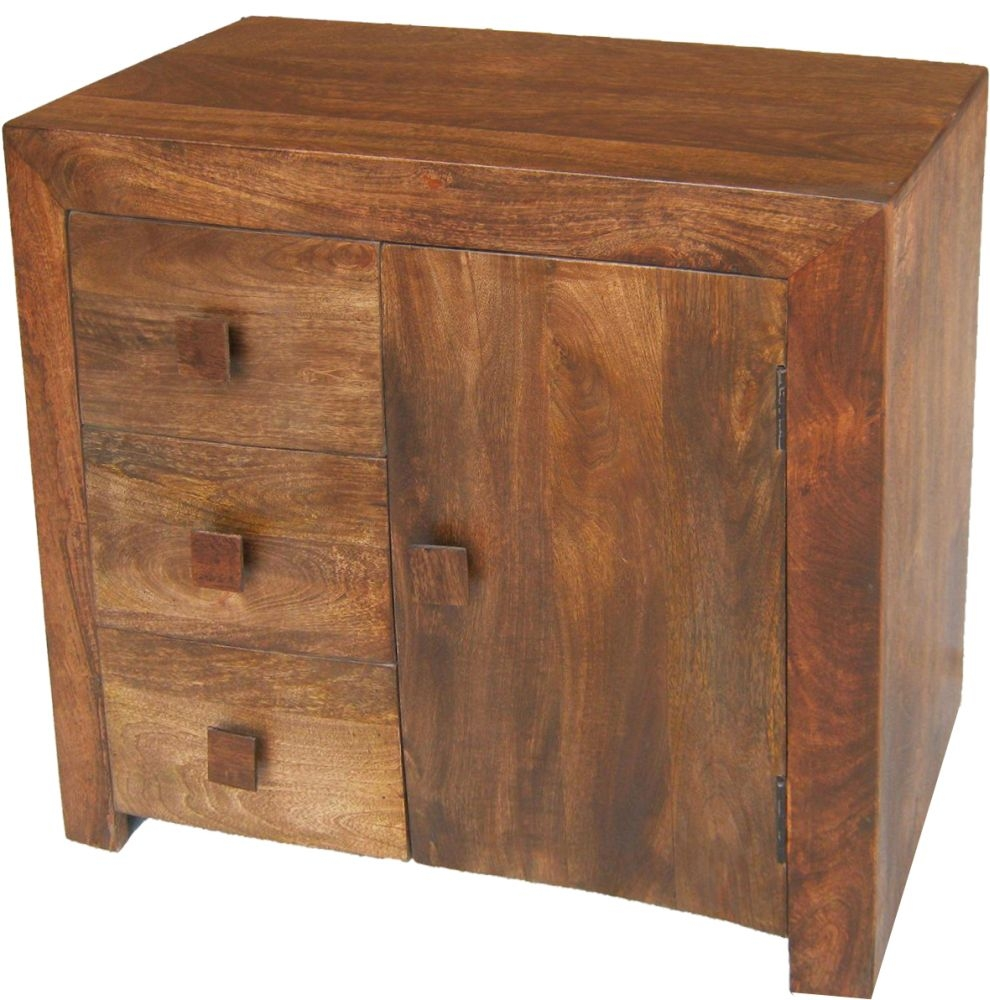 Jaipur Dakota Walnut Mango Small Sideboard