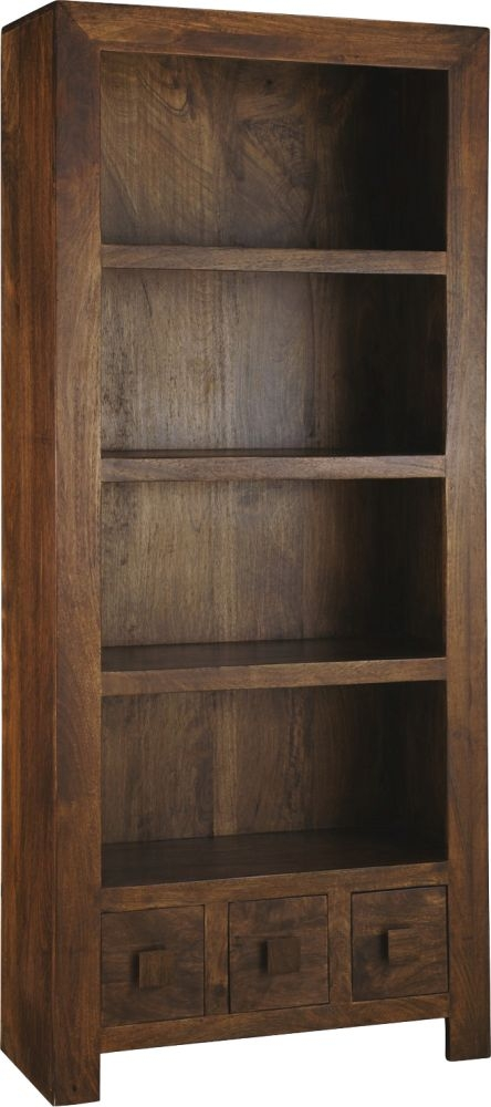 Jaipur Dakota Walnut Mango Large Bookcase