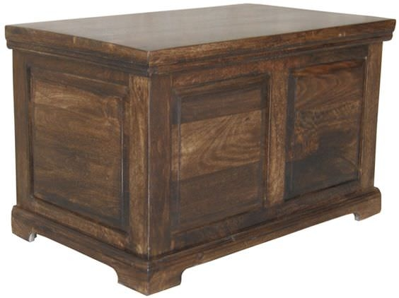 Jaipur Furniture Dakota Walnut Large Box
