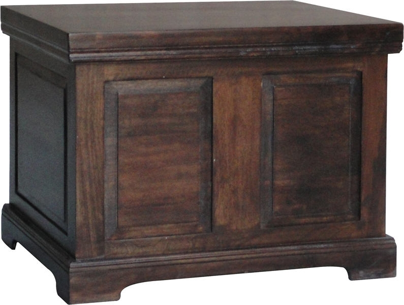 Jaipur Furniture Dakota Walnut Small Box