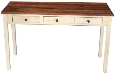 Jaipur Diva Sheesham 3 Drawer Console Table