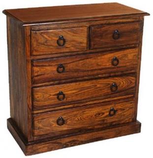 Jaipur Furniture Ganga Chest of Drawer - 5 Drawers