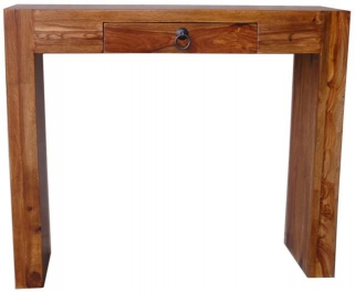 Jaipur Furniture Ganga Console Table - with Drawer