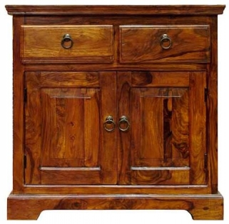 Jaipur Furniture Ganga Sideboard - 2 Doors 2 Drawers