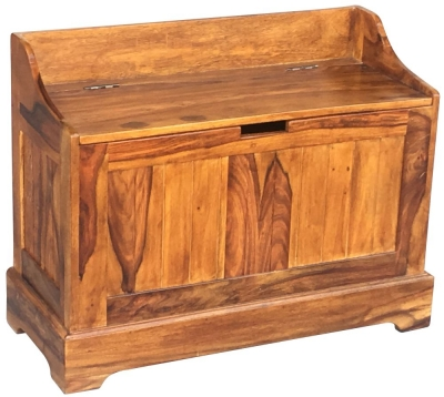 Jaipur Ganga Sheesham Small Storage Cabinet