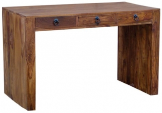 Jaipur Furniture Ganga Writing Desk - 3 Drawers