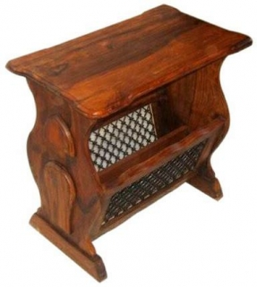 Jaipur Furniture Magazine Rack