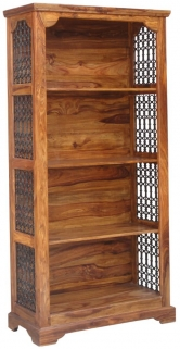 Jaipur Furniture Ring Jali Bookcase - Large 3 Shelves