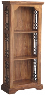 Jaipur Furniture Ring Jali Bookcase - Small 2 Shelves