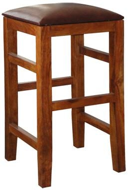 Jaipur Furniture Ganga Bar Stool - Small