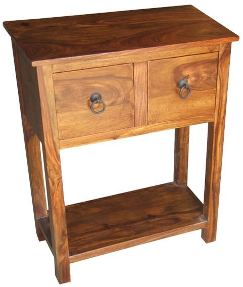 Jaipur Furniture Ganga Console Table - 2 Drawers