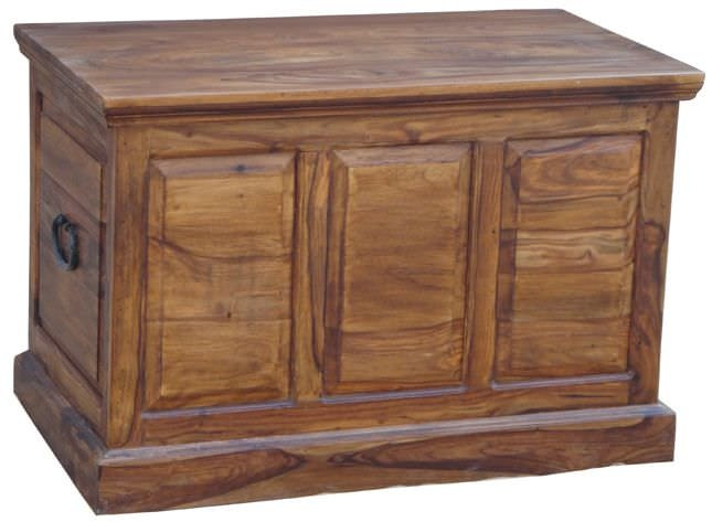 Jaipur Furniture Ganga Panel Box - Small