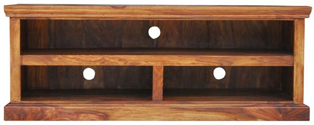 Jaipur Ganga Sheesham Plasma TV Unit - 1 Shelf