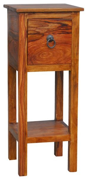 Jaipur Furniture Ganga Telephone Table - 1 Drawer