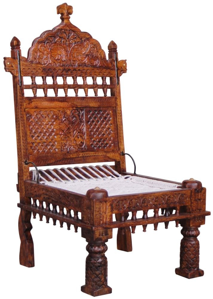 Jaipur Furniture Shekhawati Chair - Low Leg