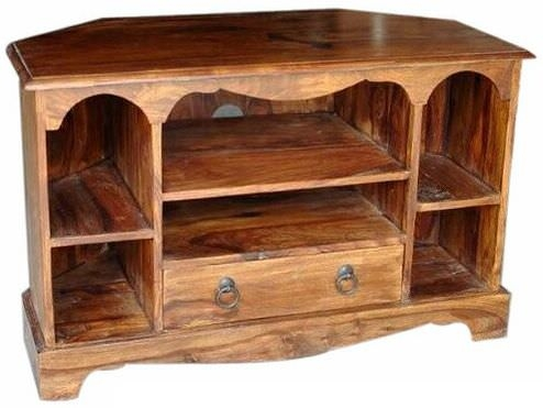 Jaipur Furniture TV Cabinet - Corner 1 Drawer