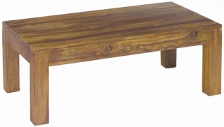 Jaipur Cube Sheesham Coffee Table