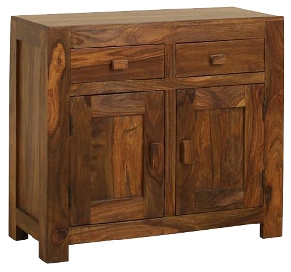 Jaipur Cube Sheesham Medium Sideboard