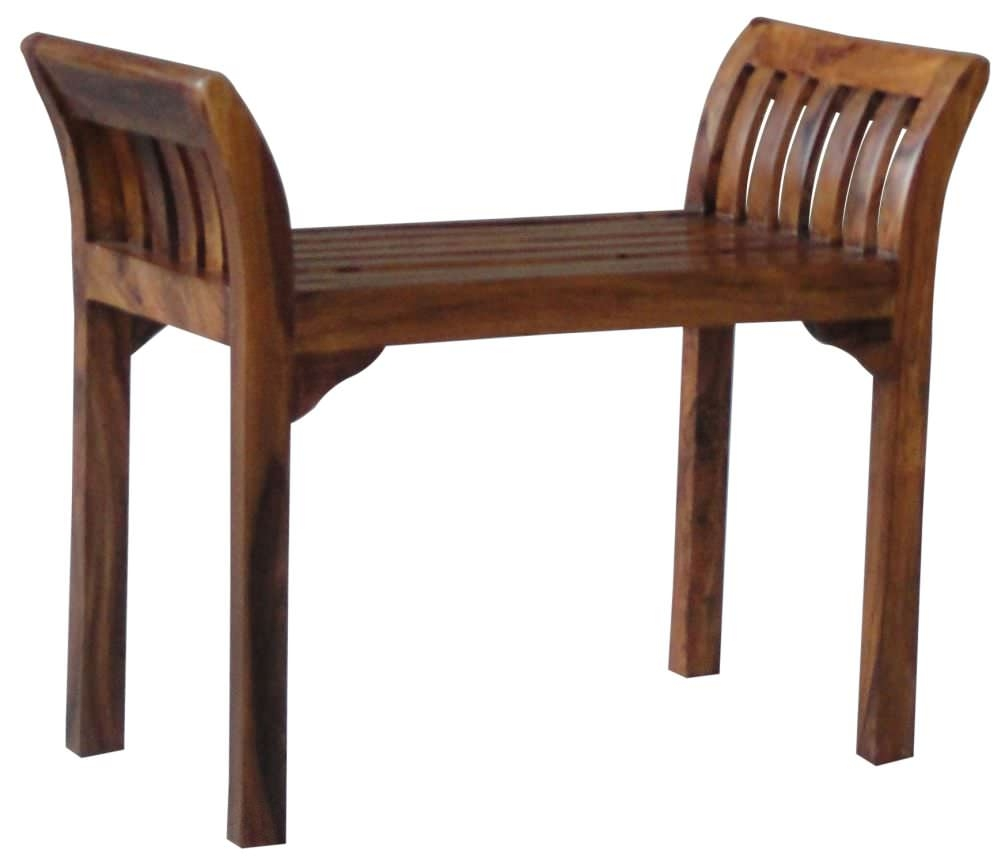 Buy Jaipur Furniture Plain Bench Online - CFS UK
