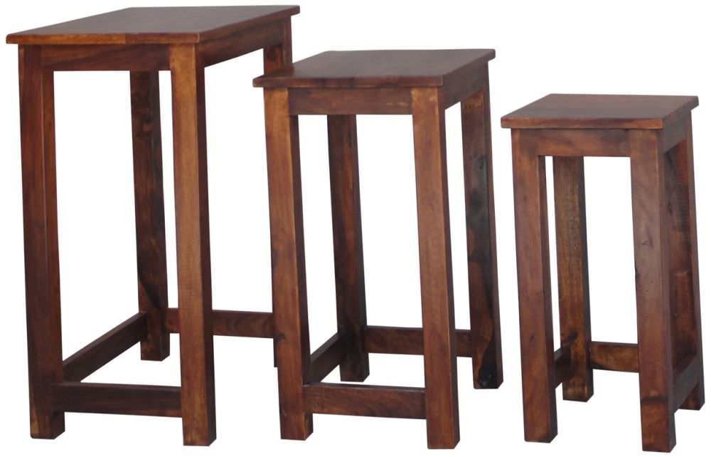 Jaipur Furniture Stool Set